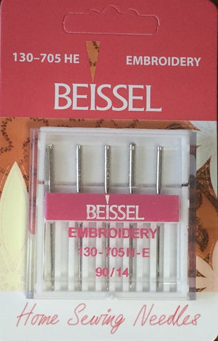 Beissel Sz 14 Embroidery, 5 Count