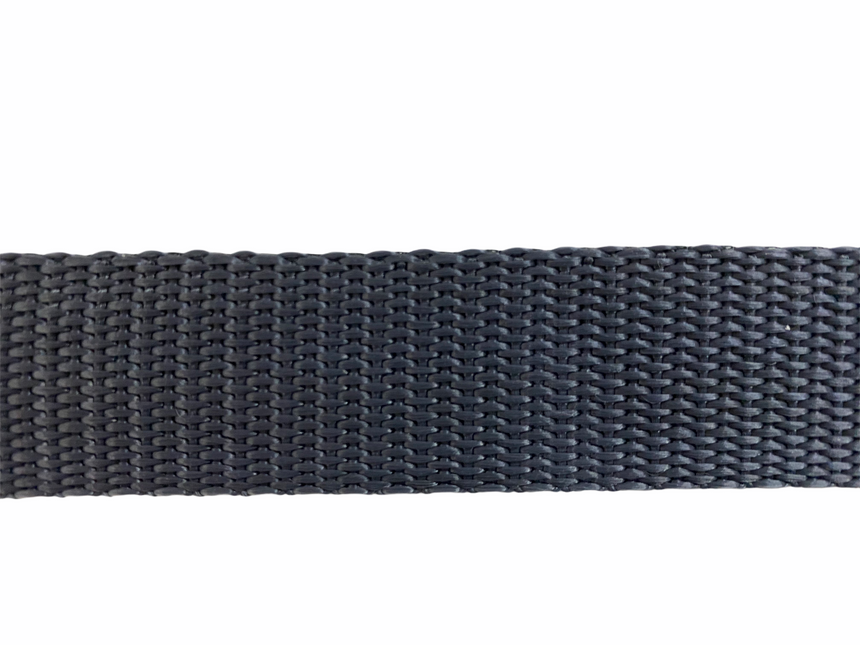 Polypro Webbing 25mm (1inch) - Grey