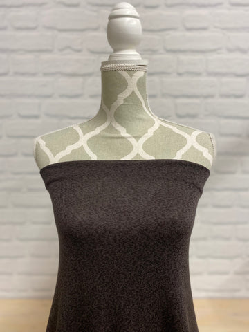 Tencel Modal Sweater Chocolate
