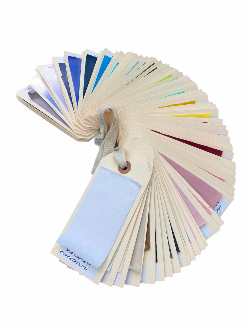 ***PREORDER*** Large simply Solids CL Colour Cards