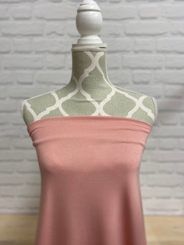 Mellow Rose Bamboo Jersey Knit