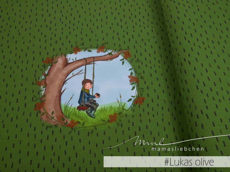 Fall Kid - Lukas Olive - Mamasliebchen
