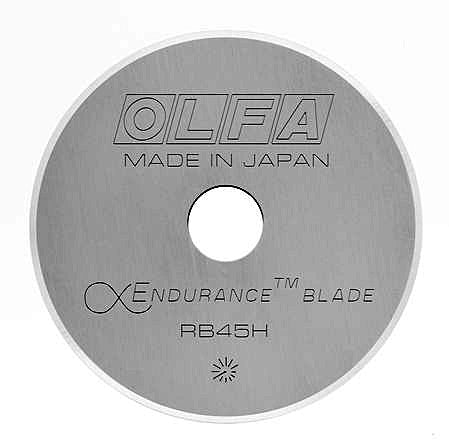 OLFA 45mm Endurance Blade, 1 count