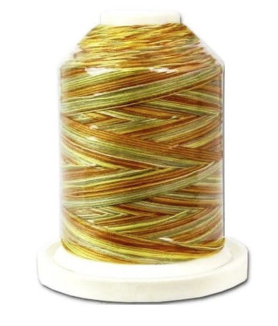 Signature Variegated Thread - 700 Yards - Cotton - 40 Weight - 009 Golden Harvest