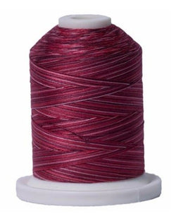 Signature Variegated Thread - 700 Yards - Cotton - 40 Weight - 015 Rose Petals