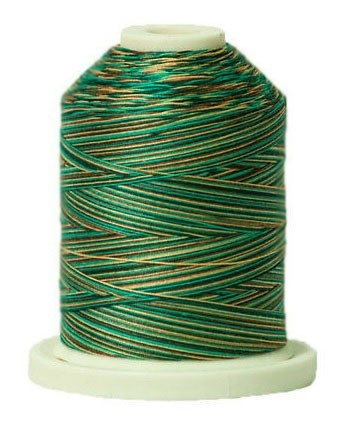 Signature Variegated Thread - 700 Yards - Cotton - 40 Weight - 251 Atlantis