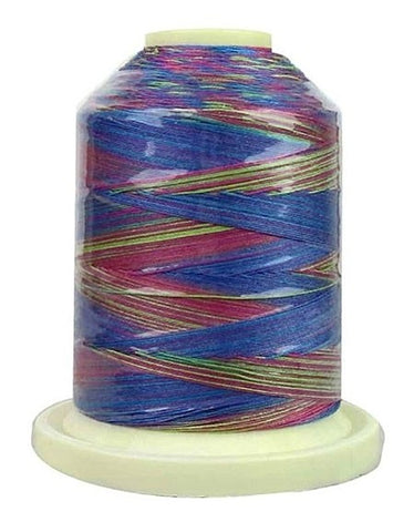 Signature Variegated Thread - 700 Yards - Cotton - 40 Weight - 016 Fad 5