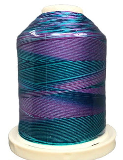 Signature Variegated Thread - 700 Yards - Cotton - 40 Weight - 153 Garden