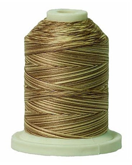 Signature Variegated Thread - 700 Yards - Cotton - 40 Weight - 008 Sand Dunes