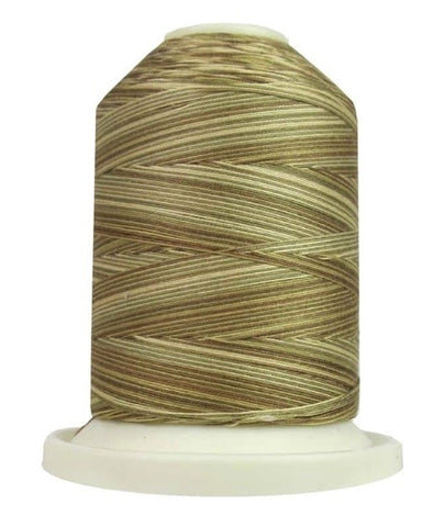 Signature Variegated Thread - 700 Yards - Cotton - 40 Weight - 075 Tan Tints