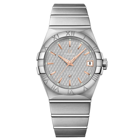Omega - Men's Constellation Co-Axial 38 mm Watch 123.10.38.21.06.002