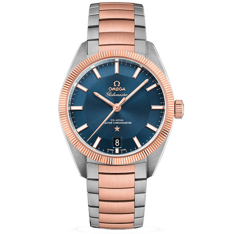 OMEGA - MEN'S CONSTELLATION GLOBEMASTER CO-AXIAL MASTER CHRONOMETER 39 MM WATCH 130.20.39.21.03.001