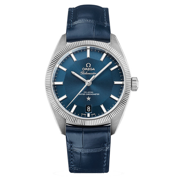 OMEGA - MEN'S CONSTELLATION GLOBEMASTER CO-AXIAL MASTER CHRONOMETER 39 MM WATCH 130.33.39.21.03.001