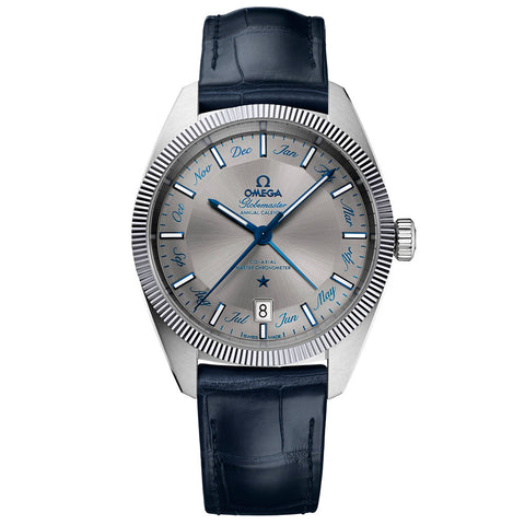OMEGA - MEN'S CONSTELLATION GLOBEMASTER CO-AXIAL MASTER CHRONOMETER ANNUAL CALENDAR 41 MM WATCH 130.33.41.22.06.001
