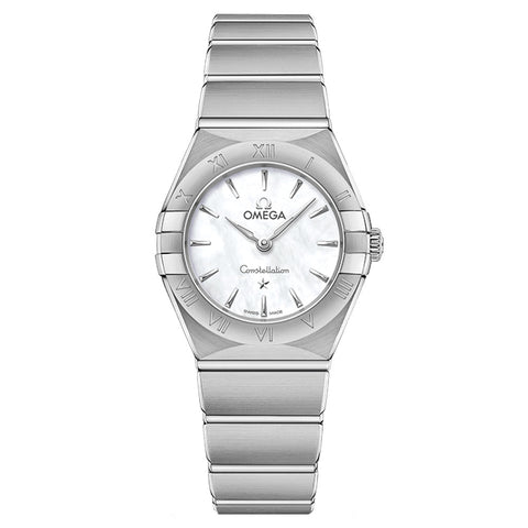 Omega - Ladies' Constellation Manhattan 25 mm Watch 131.10.25.60.05.001