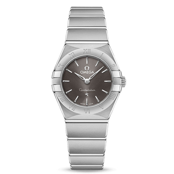 Omega - Ladies' Constellation Manhattan 25 mm Watch 131.10.25.60.06.001