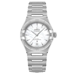 Omega - Ladies' Constellation Manhattan Co‑Axial Master Chronometer 29 mm Watch 131.10.29.20.05.001