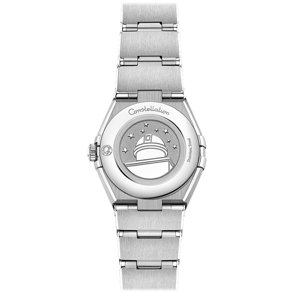 Omega - Ladies' Constellation Manhattan 25 mm Watch rear 131.15.25.60.55.001