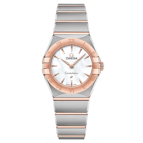 Omega - Ladies' Constellation Manhattan 25 mm Watch 131.20.25.60.05.001
