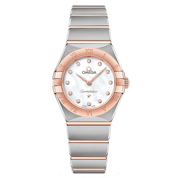 Omega - Ladies' Constellation Manhattam 25 mm Watch 131.20.25.60.55.001