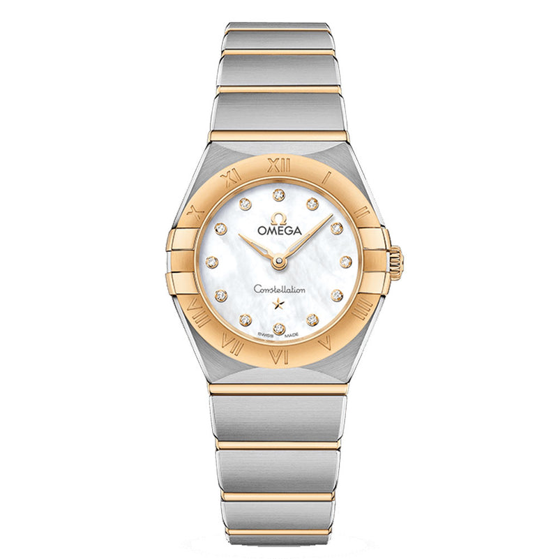 Omega - Ladies' Constellation Manhattan 25 mm Watch 131.20.25.60.55.002
