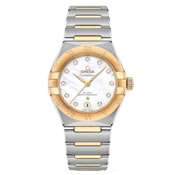 Omega - Ladies' Constellation Manhattan 29 mm Watch 131.20.29.20.55.002
