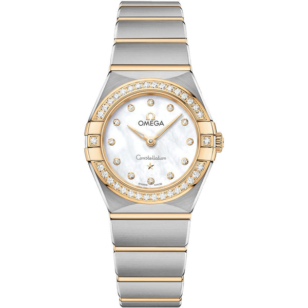 Omega - Ladies' Constellation Manhattan 25 mm Watch 131.25.25.60.55.002