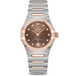 Omega - Ladies' Constellation Manhattan 29 mm Watch 131.25.29.20.63.001