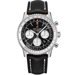 Breitling - Men's Navitimer 1 B01 Chronograph 43 Watch AB0121211B1X1