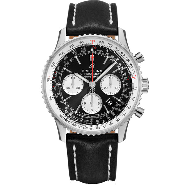 Breitling - Men's Navitimer 1 B01 Chronograph 46 Watch AB0127211B1X1