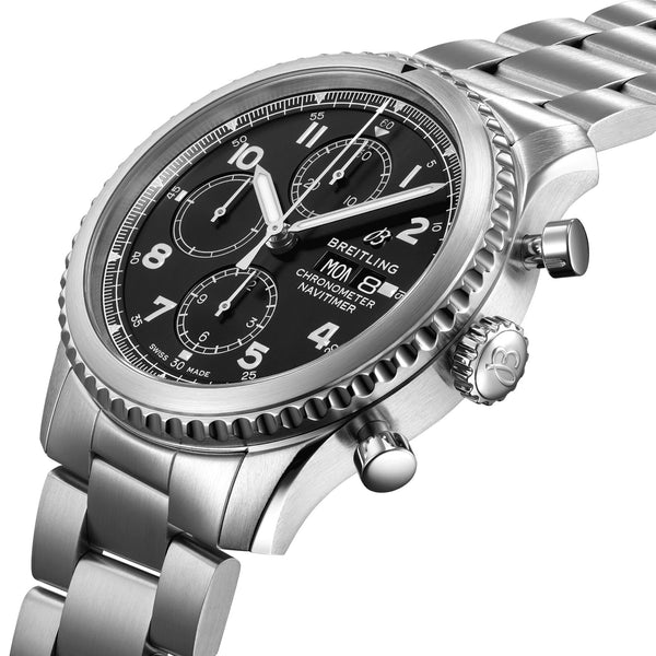 Breitling - Men's Navitimer 8 Chronograph 43 Watch A13314101B1A1