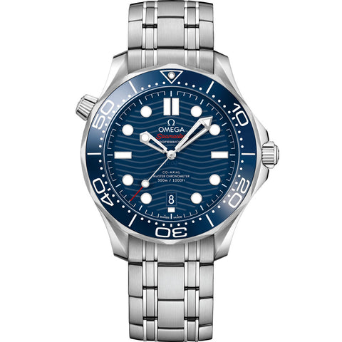 Omega - Men's Seamaster Diver 300M Co-Axial 42 mm Watch 210.30.42.20.03.001