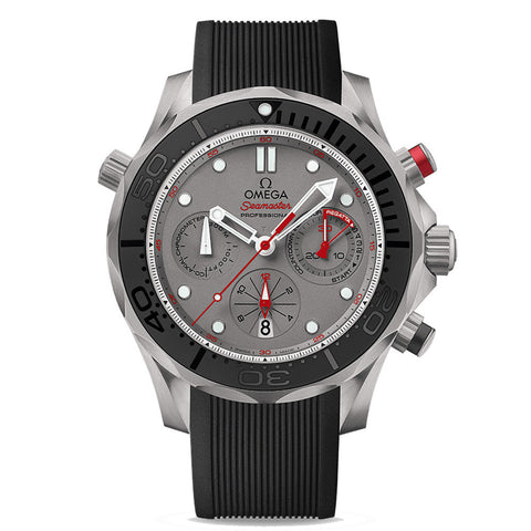 Omega - Men's Seamaster Diver Co-Axial Chronograph ETNZ 44 mm Watch 212.92.44.50.99.001