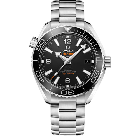 Omega - Men's Seamaster Planet Ocean 600m Co-Axial 39.5 mm Watch 215.30.40.20.01.001