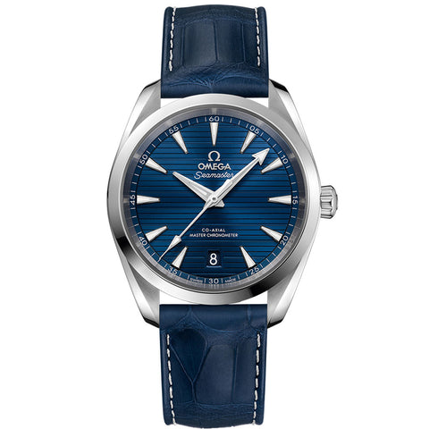 Omega - Men's Seamaster Aqua Terra Master Co-Axial 38 mm Watch 220.13.38.20.03.001