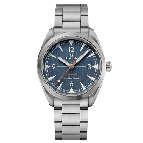 Omega - Men's Seamaster Railmaster Co-Axial Master Chronometer 40 mm Watch 220.10.40.20.03.001