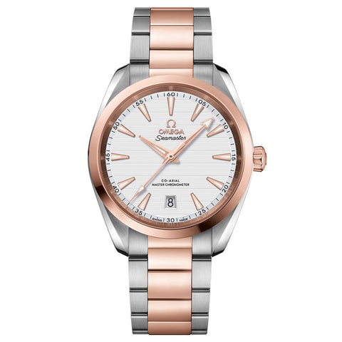 Omega - Men's Seamaster Aqua Terra Master Co-Axial  38 mm Watch 220.20.38.20.02.001