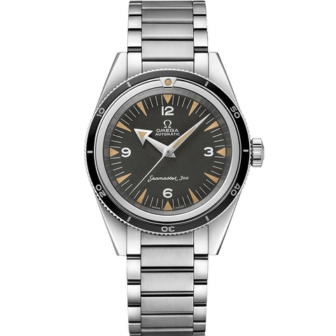 Omega - Men's Seamaster 300 Limited Edition Co-Axial Master Chronometer 39 mm Watch 234.10.39.20.01.001