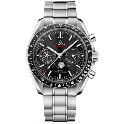 Omega - Men's Speedmaster Moonwatch Moonphase Chronograph 44.25 mm Watch 304.30.44.52.01.001