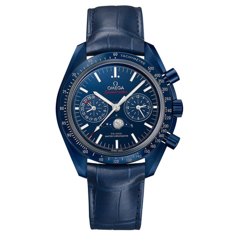 Omega - Men's Speedmaster Moonwatch Moonphase Chronograph 44.25 mm Watch 304.93.44.52.03.001