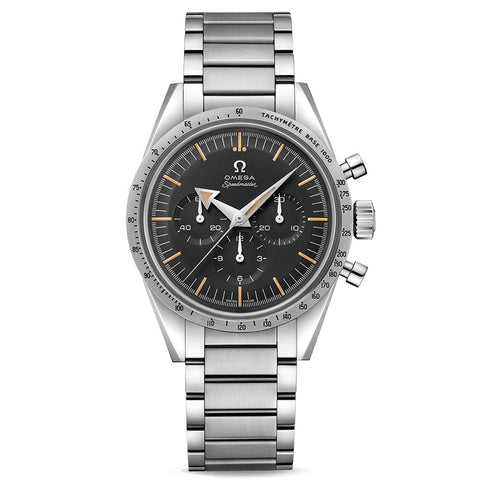 Omega - Men's Speedmaster '57 Chronograph 38.6 mm Watch The 1957 Trilogy 311.10.39.30.01.001
