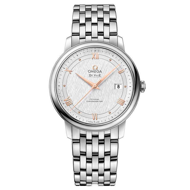 Omega - Men's De Ville Prestige Co-Axial 39.5 mm Watch 424.10.40.20.02.004