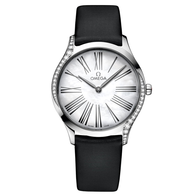 Omega - Ladies' De Ville Trésor Quartz 36 mm Watch 428.17.36.60.05.001