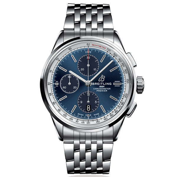 Breitling - Men's Premier Chronograph 42 Watch A13315351C1A1