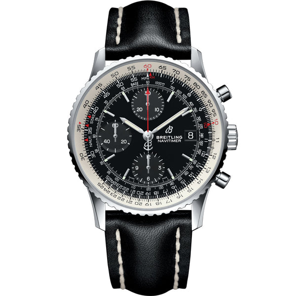 Breitling - Men's Navitimer 1 Chronograph 41 Watch A13324121B1X1