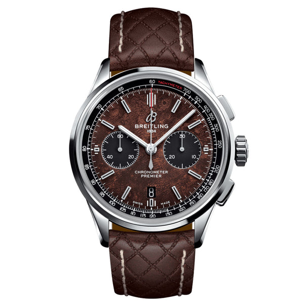 Breitling - Men's Premier B01 Chronograph 42 Bentley Centenary Limited Edition Watch AB01181A1Q1X1