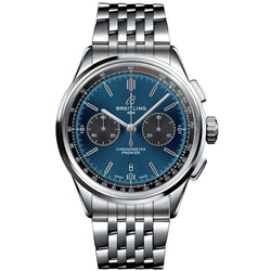 Breitling - Men's Premier B01 Chronograph 42 Watch AB0118A61C1A1