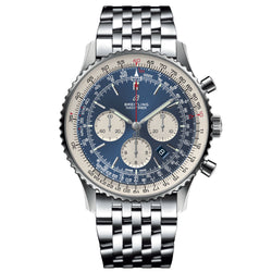 Breitling - Men's Navitimer 1 B01 Chronograph 46 Watch AB0127211C1A1