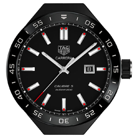TAG HEUER - MENS CONNECTED MECHANICAL MODULE WATCH AWBF2A80