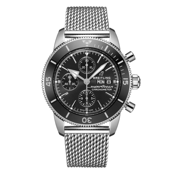 Breitling - Men's Superocean Heritage Chronographe 44 Watch A13313121B1A1